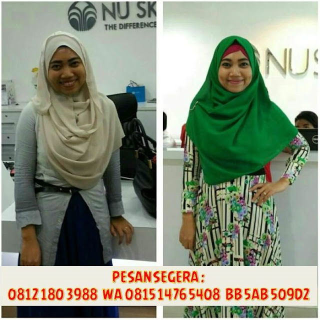 Produk Nu Skin Pharmanex