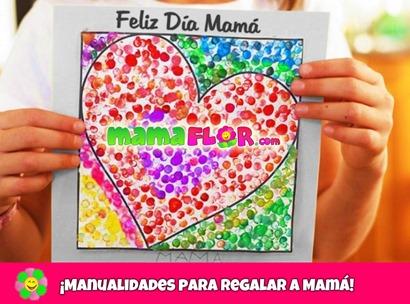 100 Manualidades Para El Dia De La Madre Muy Faciles De Hacer