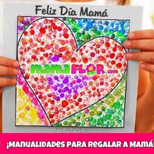 100 Manualidades para el Día de la Madre – Muy Fáciles de Hacer
