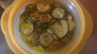 La cucina di gloria le zucchine a scapece - Cucina gloria mercatone uno ...