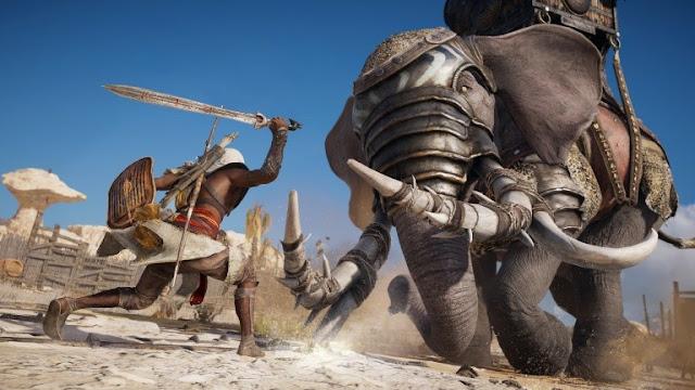 لعبة Assassin's Creed Origins تمر لتحديث رقم 1.1.0 و هذه مميزاته