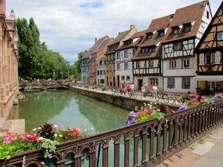 Petite Venise Colmar France