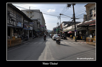 phuket, thailand, patong beach, pantai patong, sunset, bus umum ke patong phuket, bus to patong beach