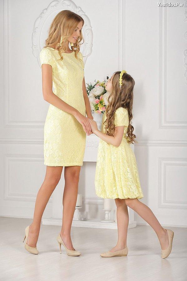 Más De 50 Vestidos Para Bautizo Ideas Para Madrina Mamá E