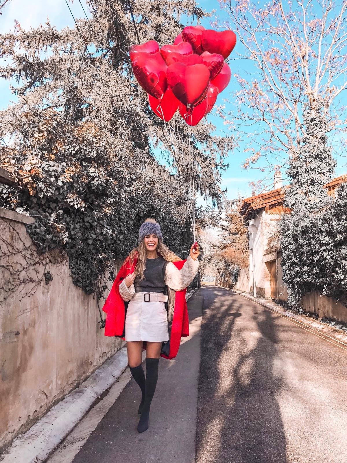 fotos con globos san valentin