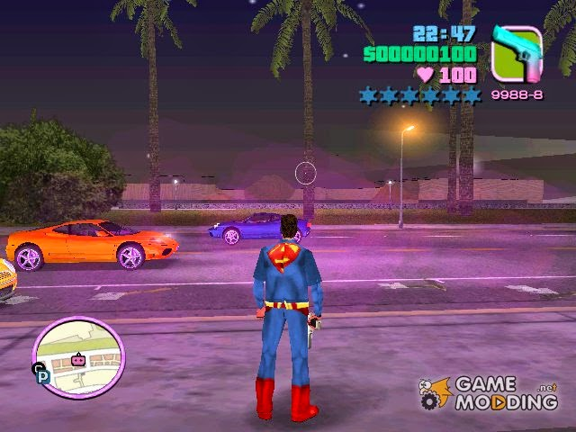 superman open world game