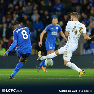 Iheanacho promises Leicester fans more goals