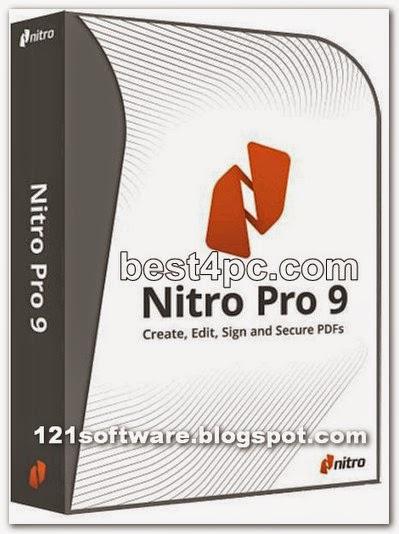 nitro pro 9 free trial