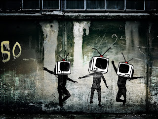 Resultado de imagen de Banksy los retratos morbosos del dolor y la miseria