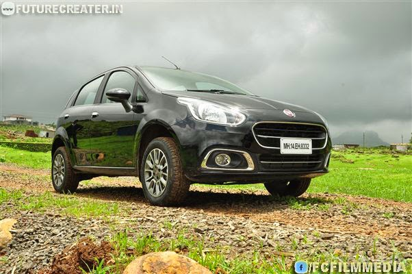 Fiat new Punto Evo on August 8