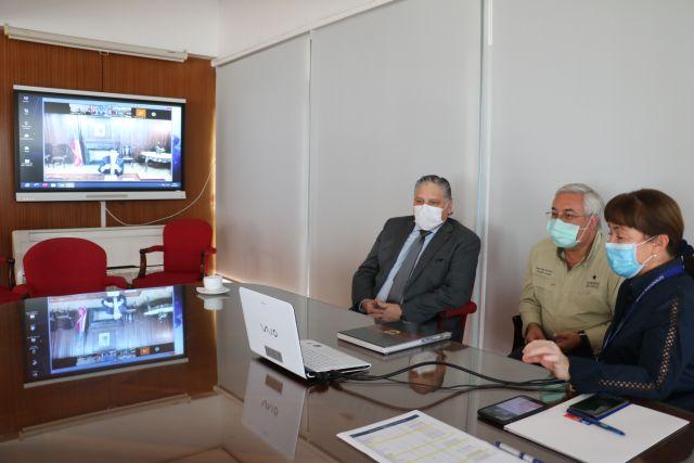Iquique : Entregan terreno para nuevo edificio de Aduanas