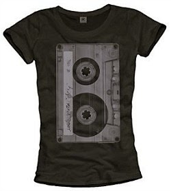 Clear Cassette T-shirt for women