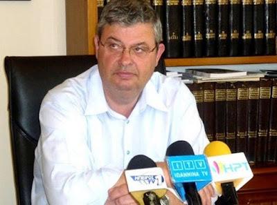 Δήλωση Περιφερειάρχη για αναλογική χρέωση των διοδίων στην Εγνατία Οδό