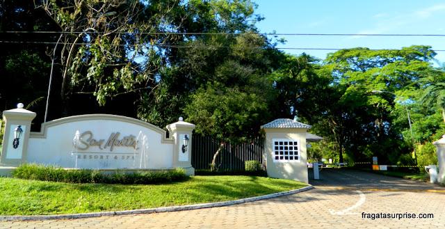Hospedagem perto das Cataratas do Iguaçu: Hotel San Martin Resort & Spa
