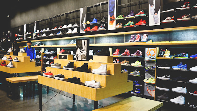 Onde comprar tênis em Las Vegas