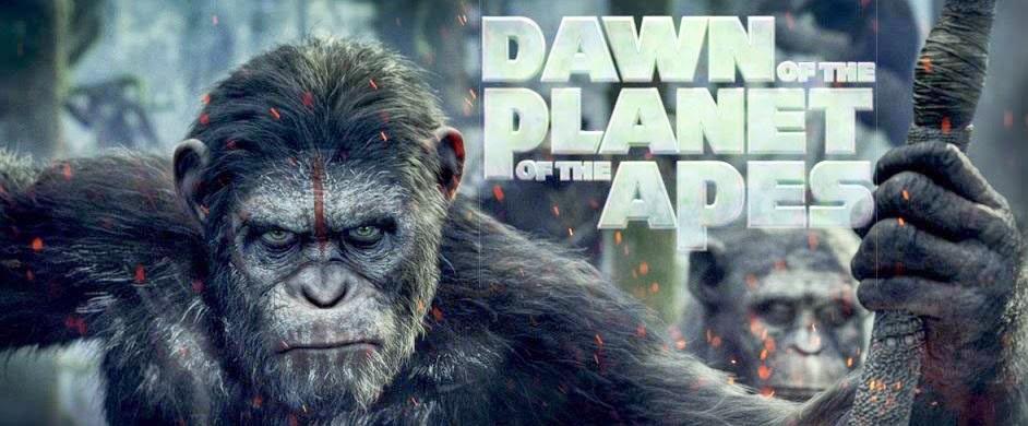 Movies Geek Dawn Of The Planet Of The Apes 2014 Peperangan Kaum Kera Canggih