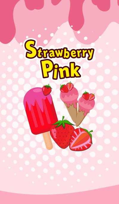 strawberry pink 2