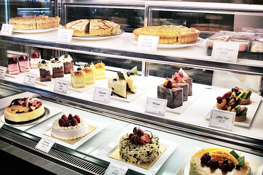 cake tarts cafe bar
