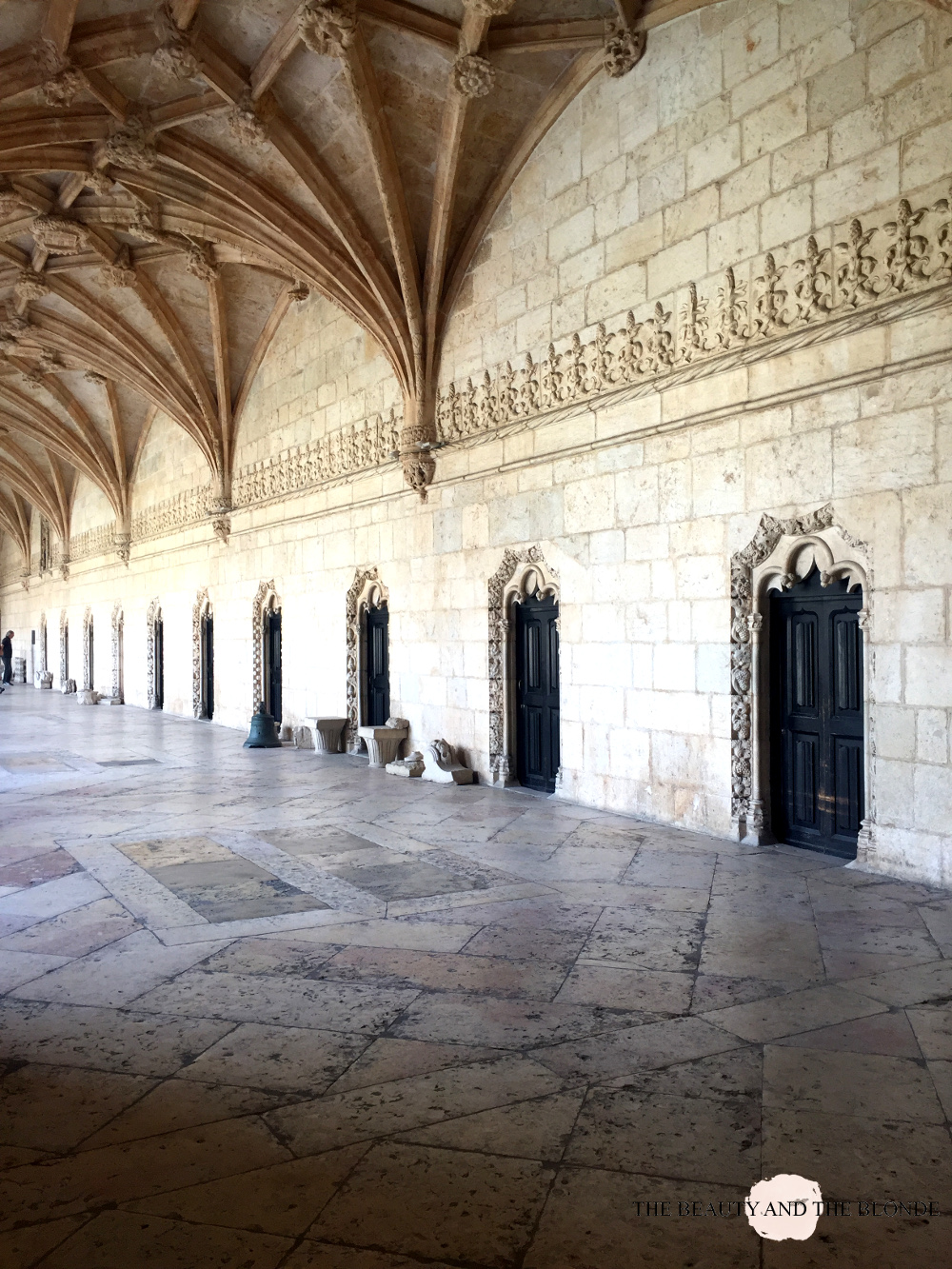 Lissabon Lisbon Lisboa Travel Diary Reise Bericht Tipps Mosteiro dos Jeronimos  Hieronymus Kloster Beichtkammern Confession Booth