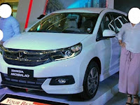 New Honda Mobilio 2019 Released, Use Projector Lights & New Wheel