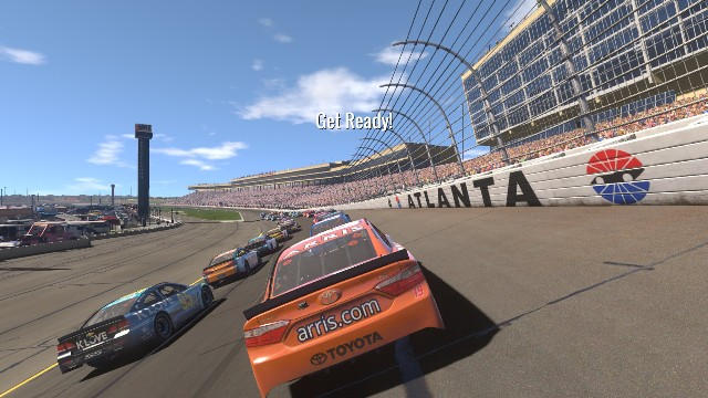 Download NASCAR Heat Evolution PC Games Gameplay
