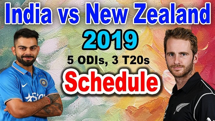 India tour of New Zealand 2019 Schedule, Squads |  NZ vs Ind 2019 Team Captain and Players ESPNcricinfo, Cricbuzz, Wikipedia, International Matches Time Table.