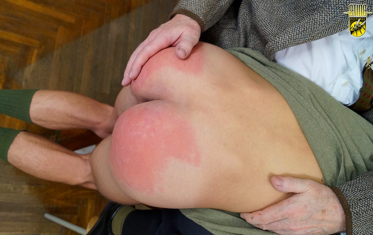 Rouger strap on ass spank milf, wish