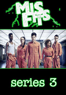 Misfits Temporada 3 audio español