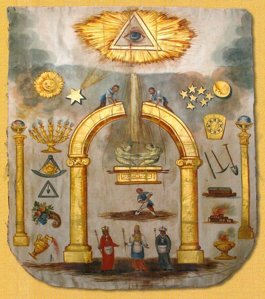 Esoteric masonry