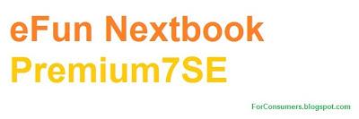 eFun Nextbook Premium7SE