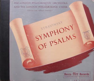 Prokofiev Ansermet LOrchestre De La Suisse Romande Romeo And Juliet Suites