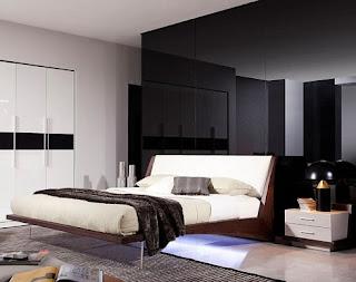 cuarto con cama original