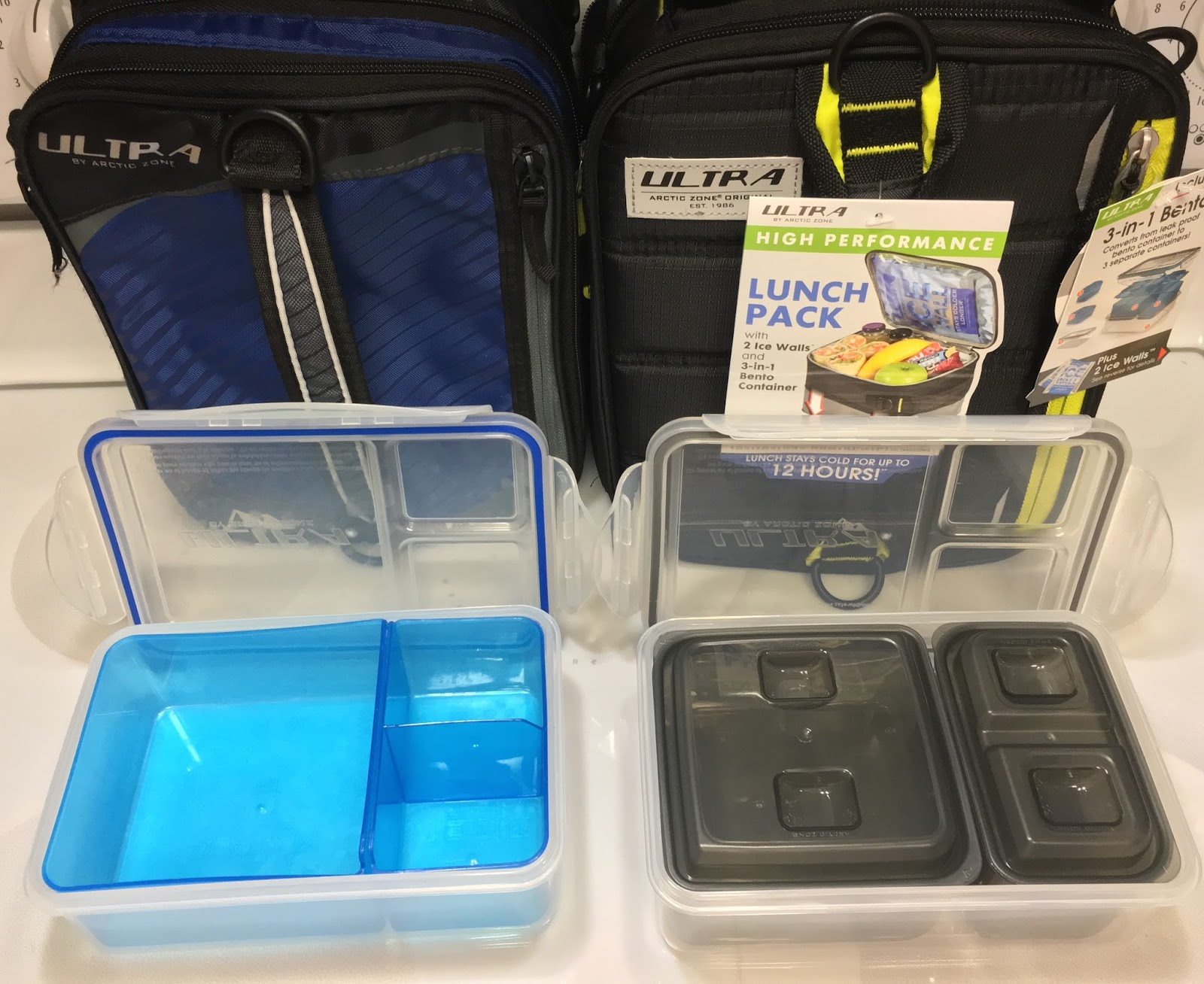 The Costco Connoisseur Insulated Lunch Packs At Costco