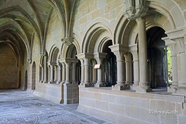 Sala Capitular del Monasterio de la Oliva, Navarra