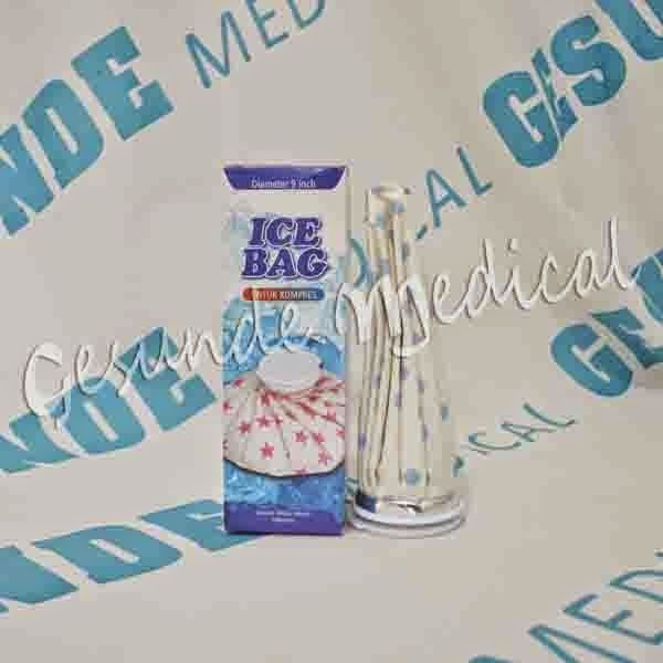 alamat distributor alat kompres penurun suhu tubuh ice bag rubber