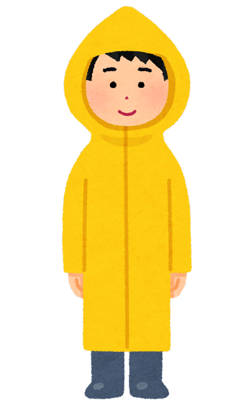 雨が降っていても楽しめる雨の日の外遊び 初めての子育て
