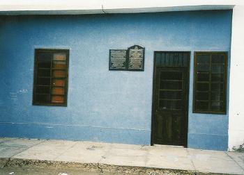 Casa Museo José Abelardo Quiñones Gonzales