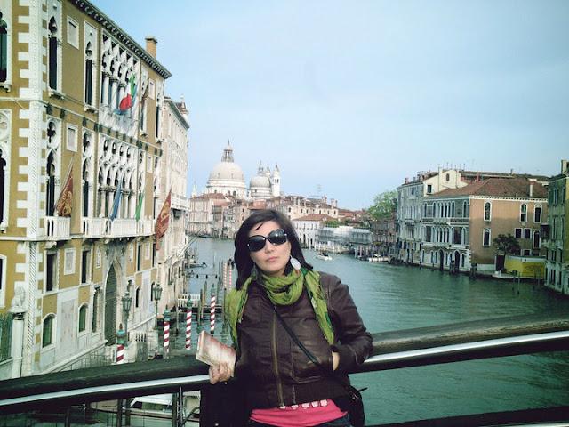 Un blog de Palo en Venecia