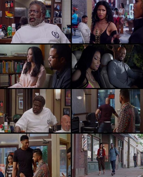 Barbershop The Next Cut 2016 720p BluRay H264 AAC PapaFatHead 1.9GB