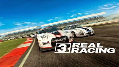 Juego para móviles Android Real Racing 3