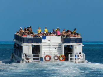 Catamaran fror springbreak booze cruise 120 people
