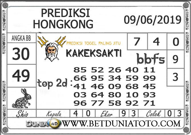 Prediksi Togel HONGKONG DUNIA4D 09 JUNI 2019