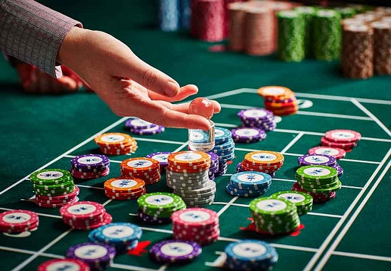 chiến thuật đánh roulette