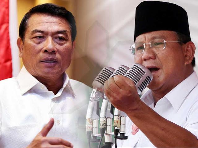 Moeldoko Sindir Ucapan Prabowo Soal Korupsi Stadium 4 di Indonesia