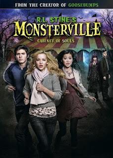 R.L. Stine�s Monsterville : El Consejo de los Espiritus