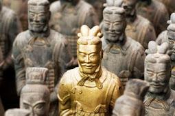 Sejarah Perkembangan Seni Kriya Cina