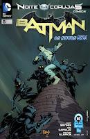 Os Novos 52! Batman #8