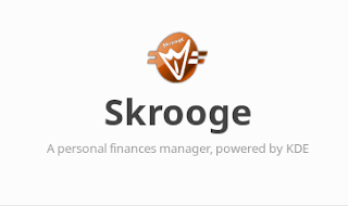 Skrooge logo - A personal finances manager, powered by KDE