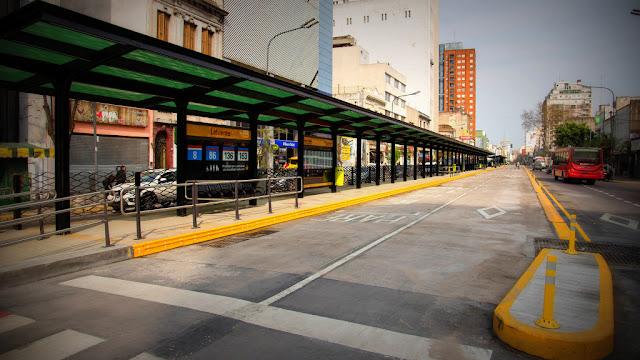 """Rodríguez Larreta inauguró el Centro de trasbordo Flores """"Más de 50 mil personas van a viajar mejor"""""""
