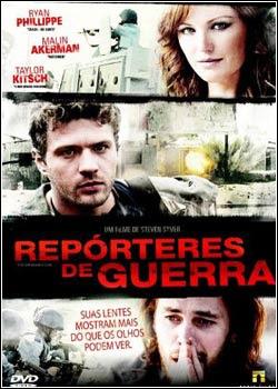 Download Filme Repórteres de Guerra DVDRip AVI Dual Áudio